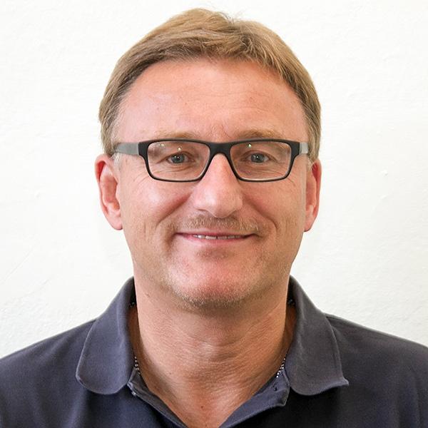 Abgesandter HSG - Stephan Mackert