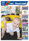 "TSG Journal 3/2015 START IN DIE WELT DES SPORTS -""Babys in Bewegung"""