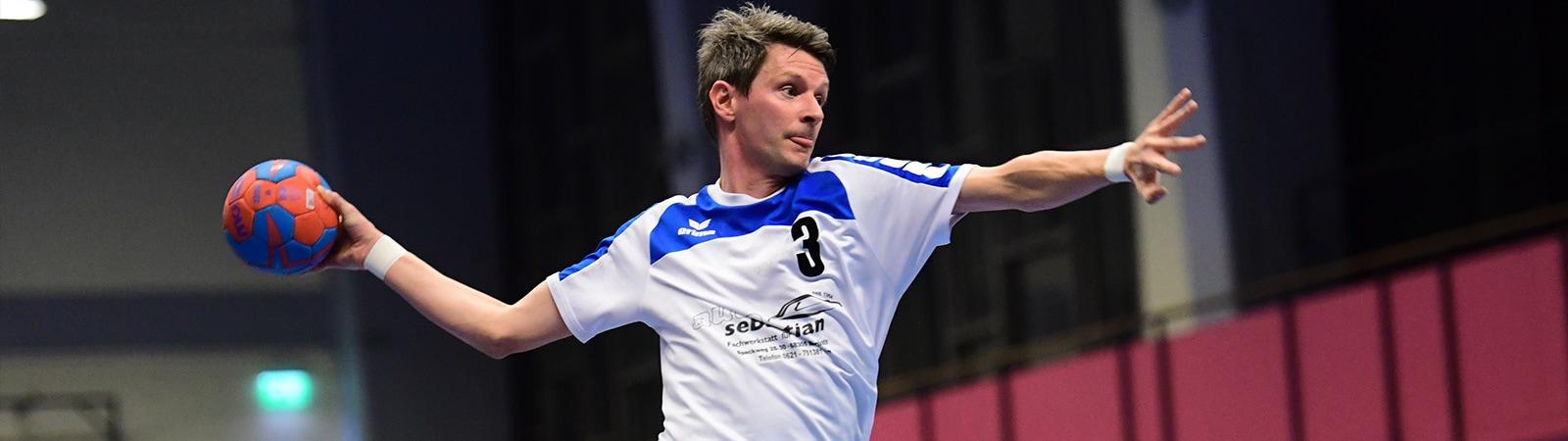 Handball der TSG Weinheim