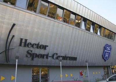 Hector Sport-Centrum - das Mehrgenerationen Sportzentrum