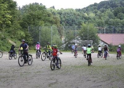Eine Radtour in der Weinheimer Umgebung steht ebenfalls auf dem Programm.