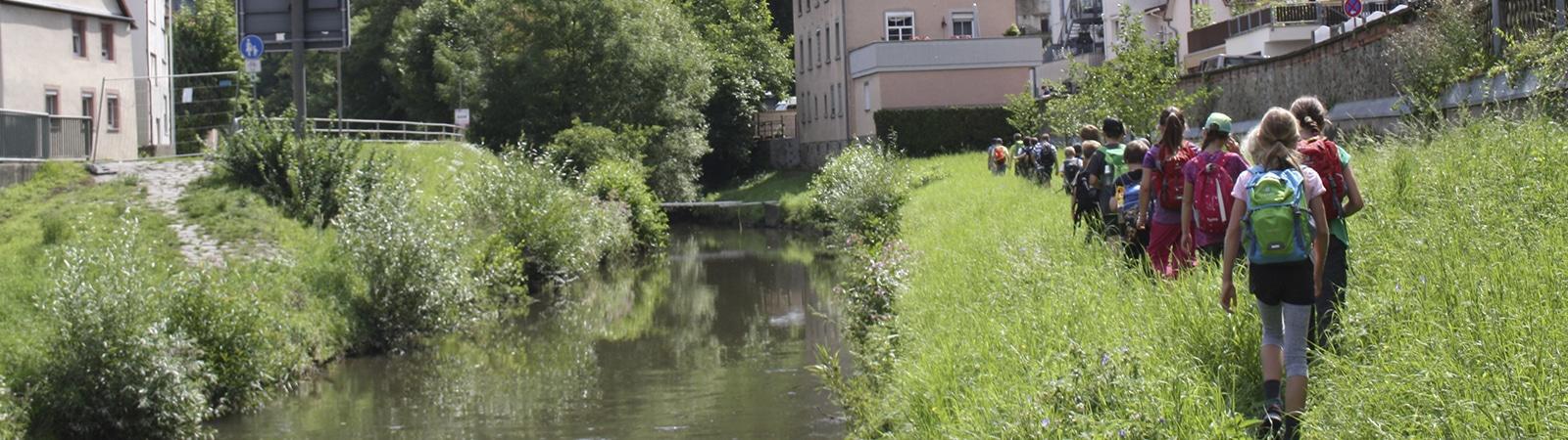 Abenteuer-Feriencamps der TSG Weinheim