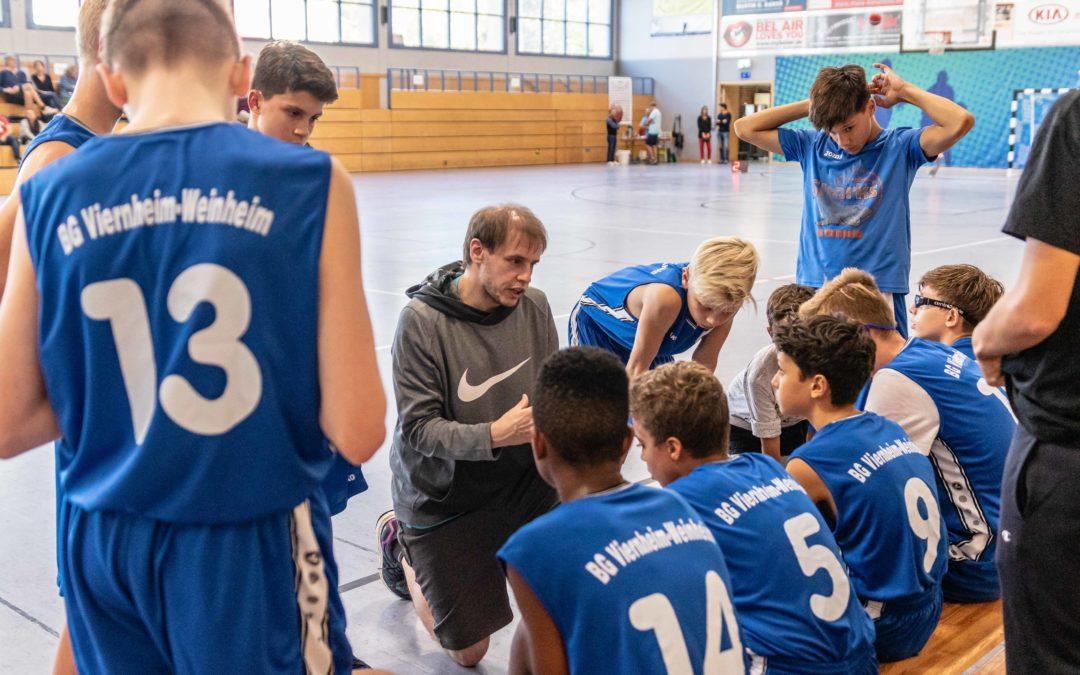 Erfolgreicher Saisonstart für die U14-Teams