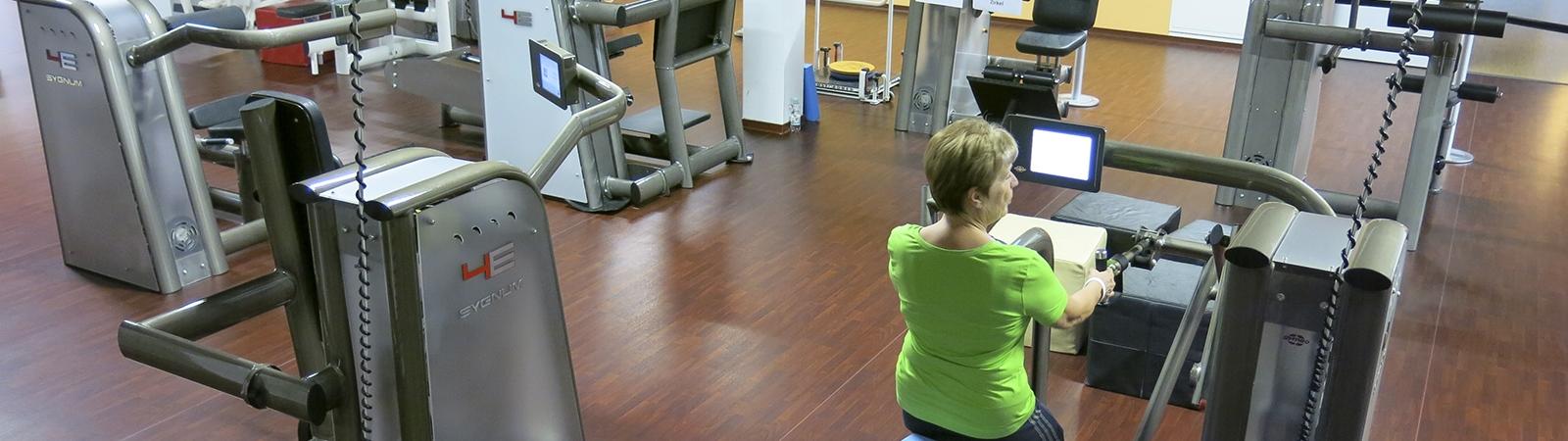 TSG Weinheim - Fitness-Center