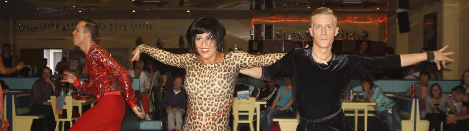 Tanzsport der TSG Weinheim