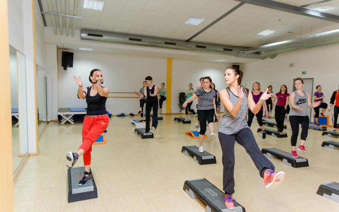 10 Jahre HSC – Das Fitnessstudio mit Kursbereich