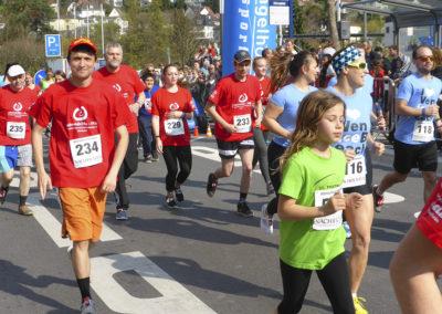 Lebenshilfe Sport beim Altstadtlauf