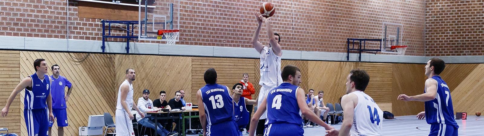 Basketball (Freizeit) der TSG Weinheim
