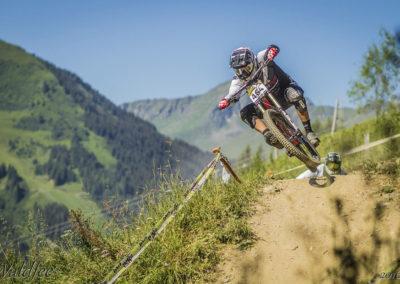 Downhill-Rennen