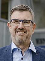 Bernhard Deigert - Stellvertretender Vorsitzender TSG Weinheim