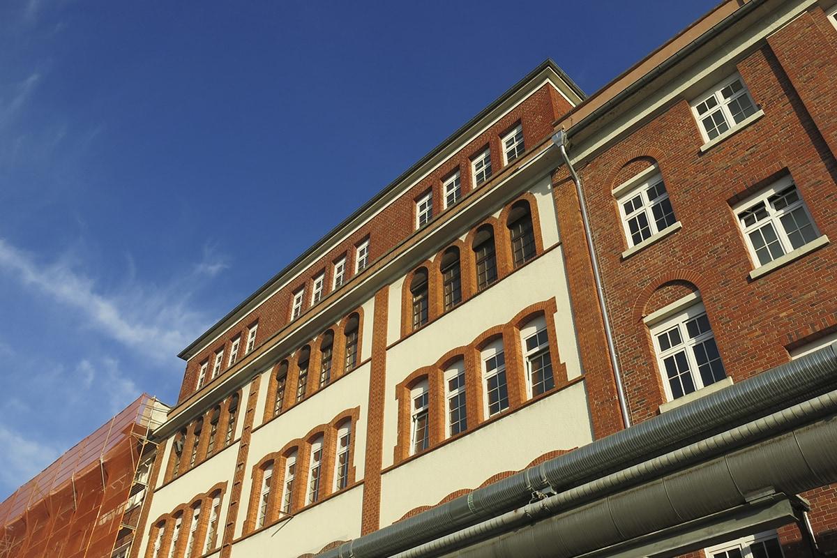 Das Freudenberg Gesundheitsstudio befindet sich im IPW Bau 103.