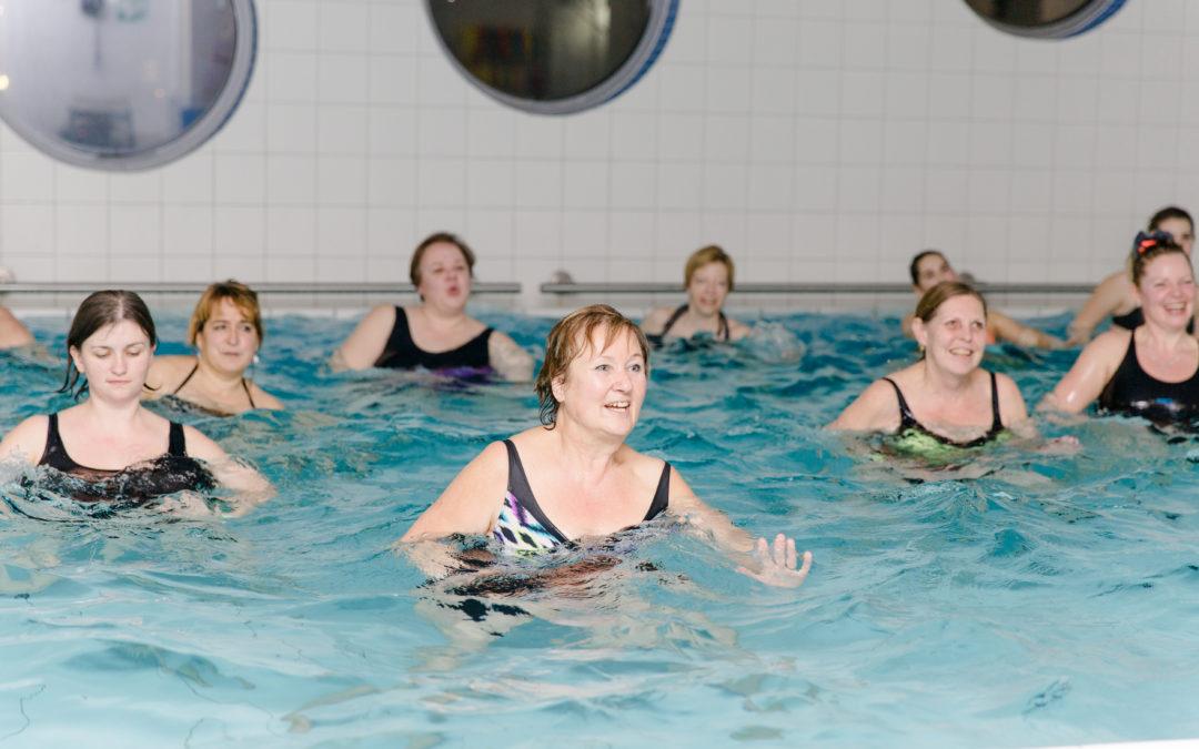 Aquajogging und Aquagymnastik im HaWei