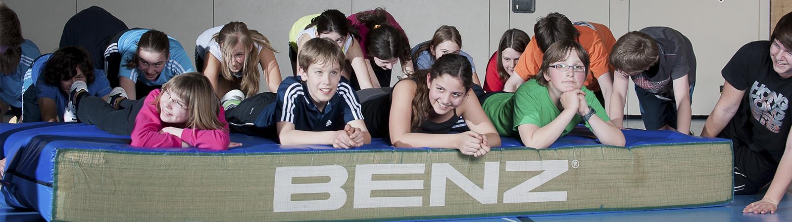 Action-Sport-Team der TSG Weinheim