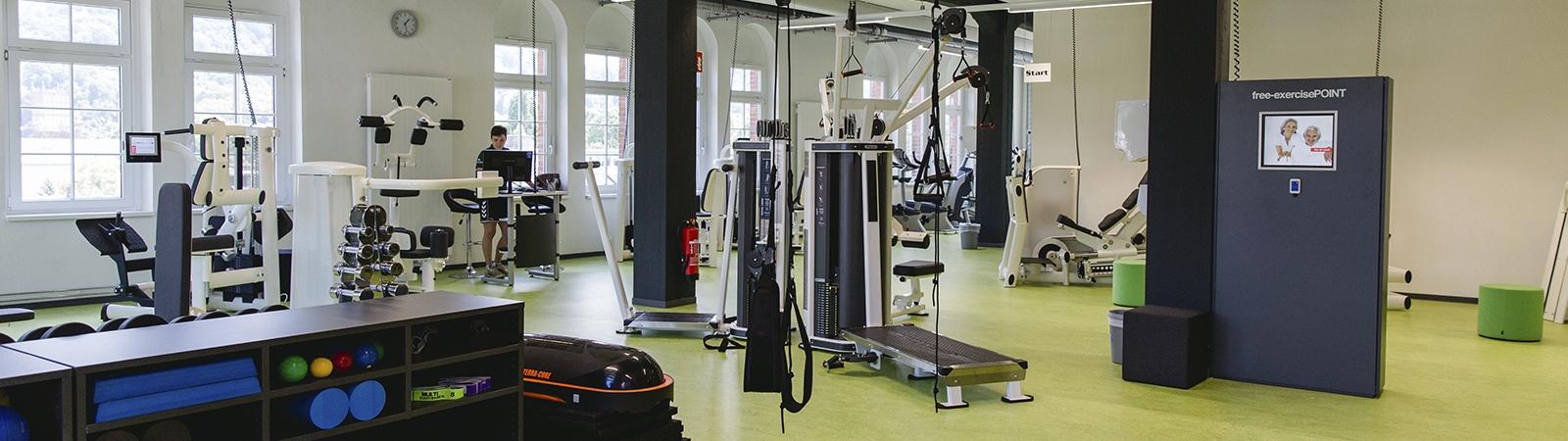 TSG Weinheim - Freudenberg Gesundheitsstudio