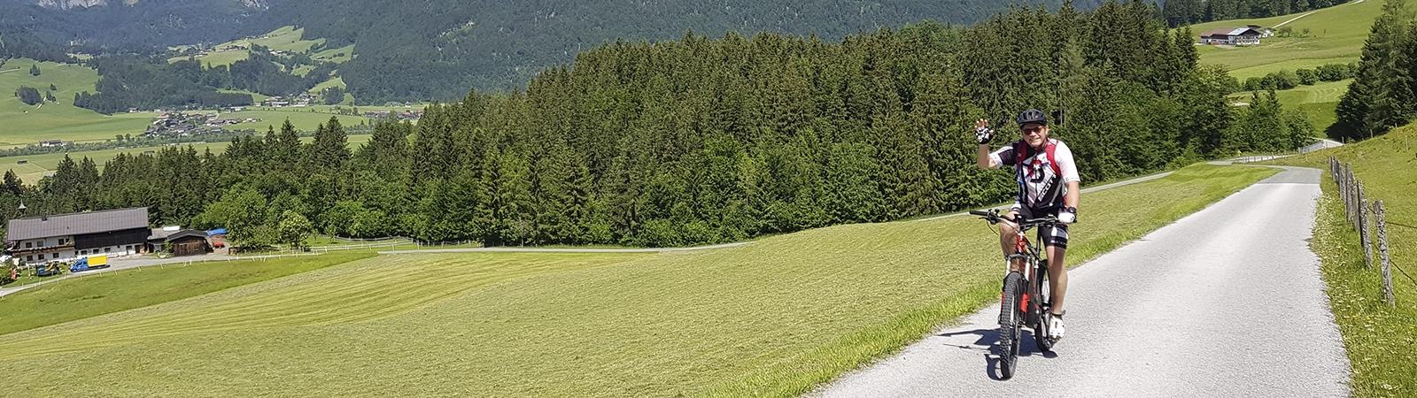 Mountainbike Freizeitsport der TSG Weinheim