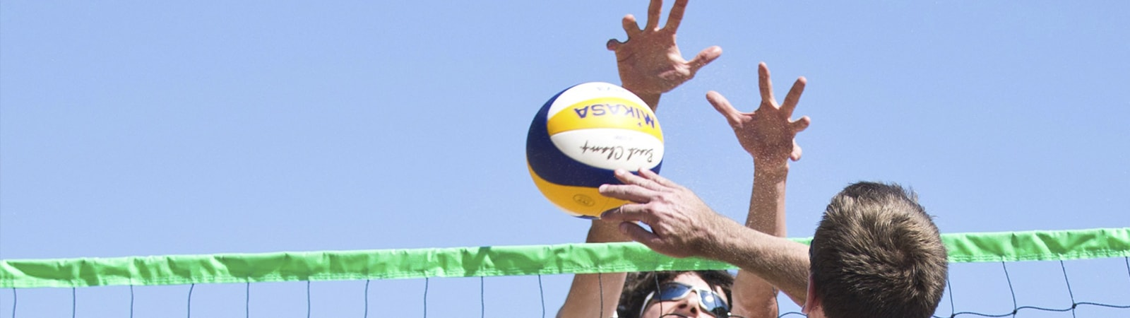 Volleyball der TSG Weinheim