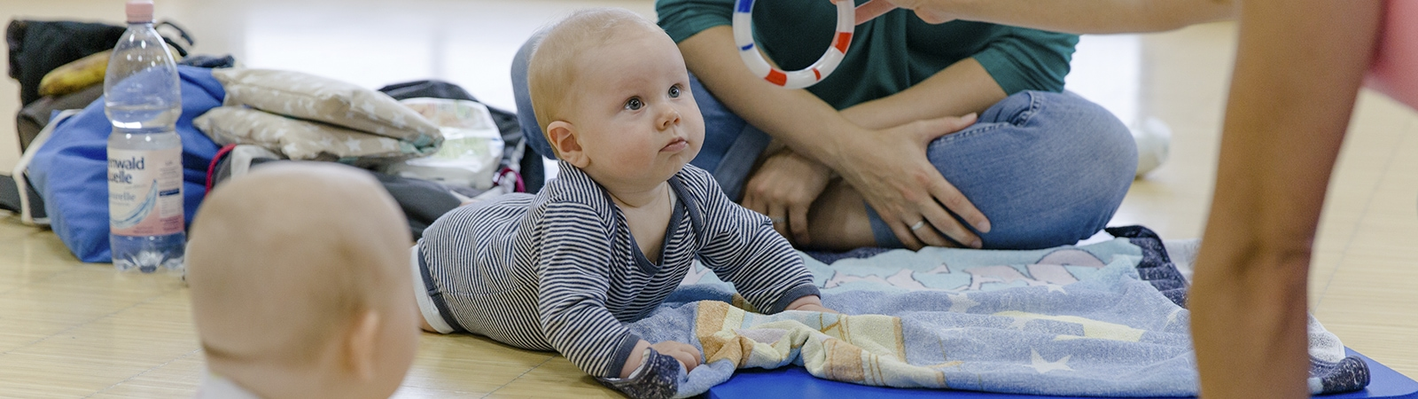 Babys in Bewegung der TSG Weinheim