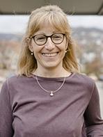 Maike Kral - Mitgliederverwaltung TSG Weinheim
