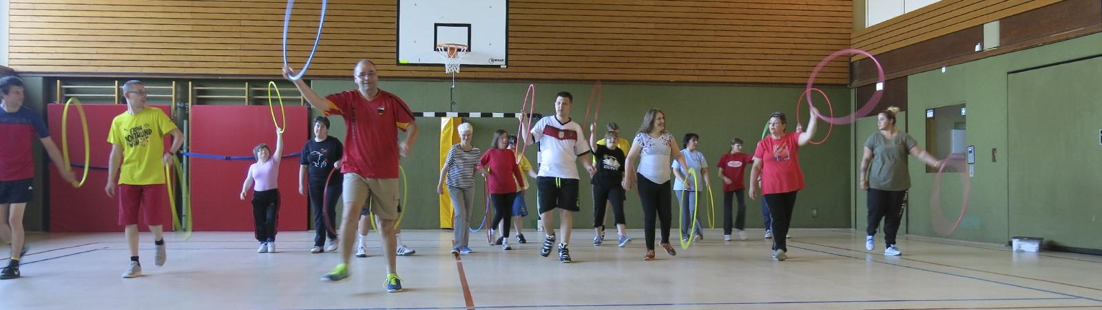Lebenshilfe Sport der TSG Weinheim