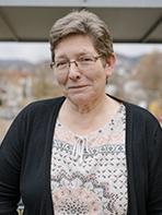 Ursula Scholz - Assistentin der Geschäftsleitung, Sekretariat TSG Weinheim