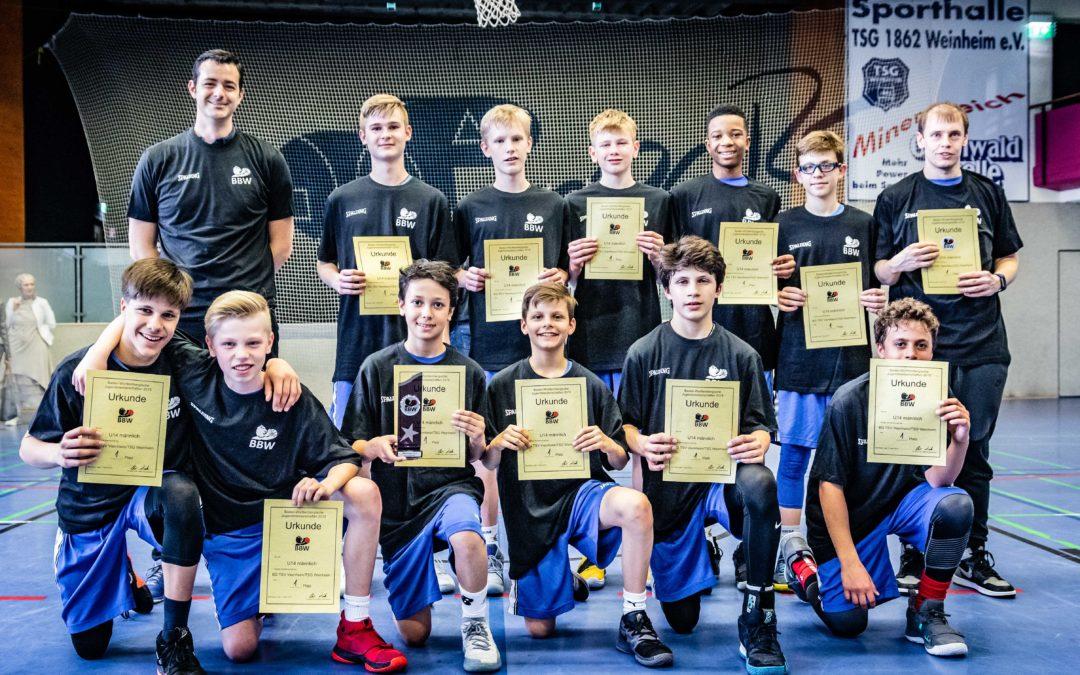 U14-Sharks sind Landesmeister