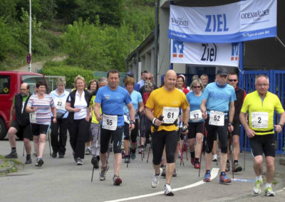Walking-Halbmarathon