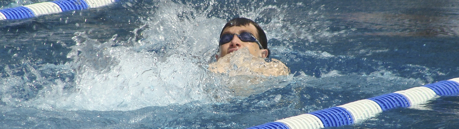 Schwimmen der TSG Weinheim
