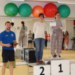 Die strahlenden Gewinner der Fitness Competition.