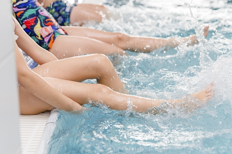Nessie Anschluss-Schwimmkurs erfolgreich