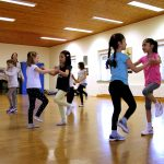 Neu startet im September Contemporary for Kids ab 7 Jahren.