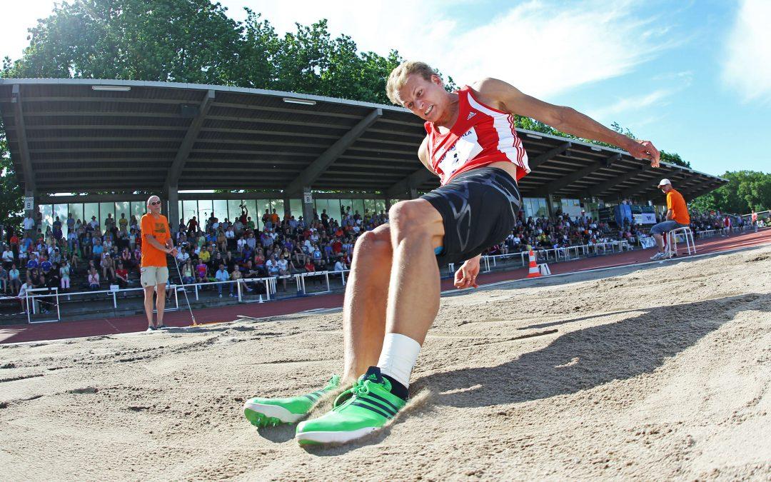 Vizeeuropameister Heinle will Norm