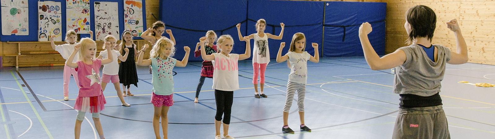 TSG Weinheim - Ferienprogramm TSG-ballet & dance