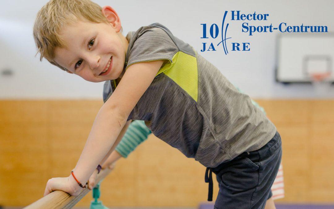 10 Jahre Hector Sport-Centrum