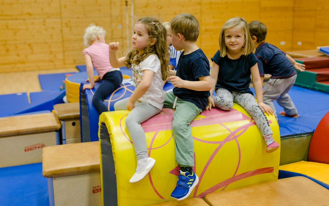 10 Jahre HSC – die Kindersportschule