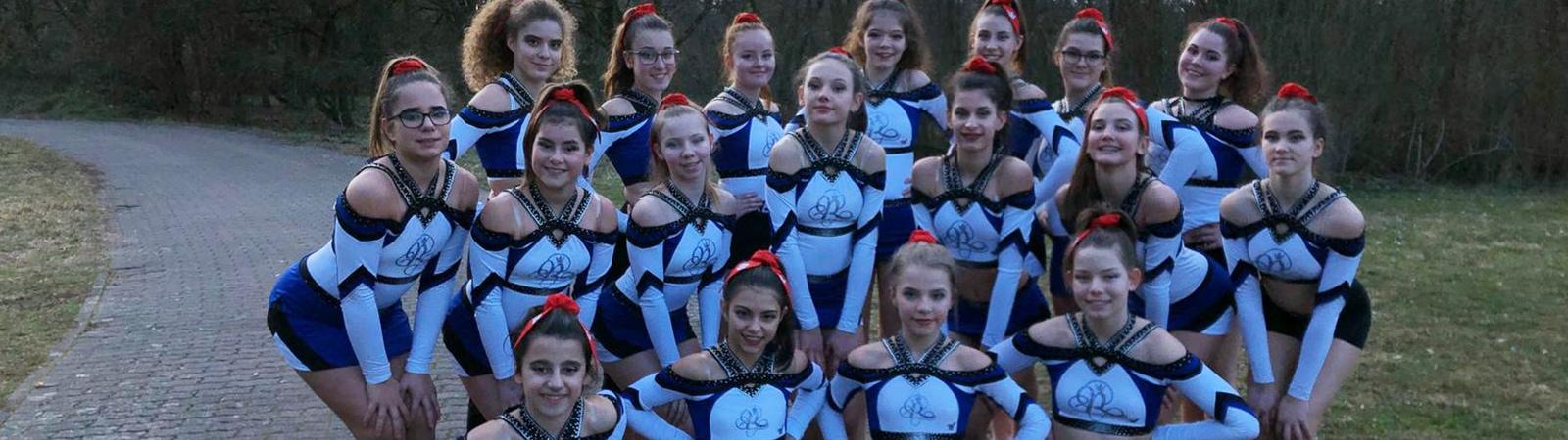 Cheerleading der TSG Weinheim