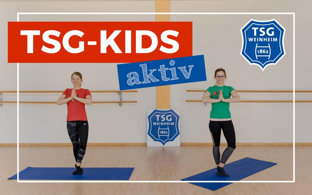 TSG-Kids aktiv und kreativ – Videos für zu Hause