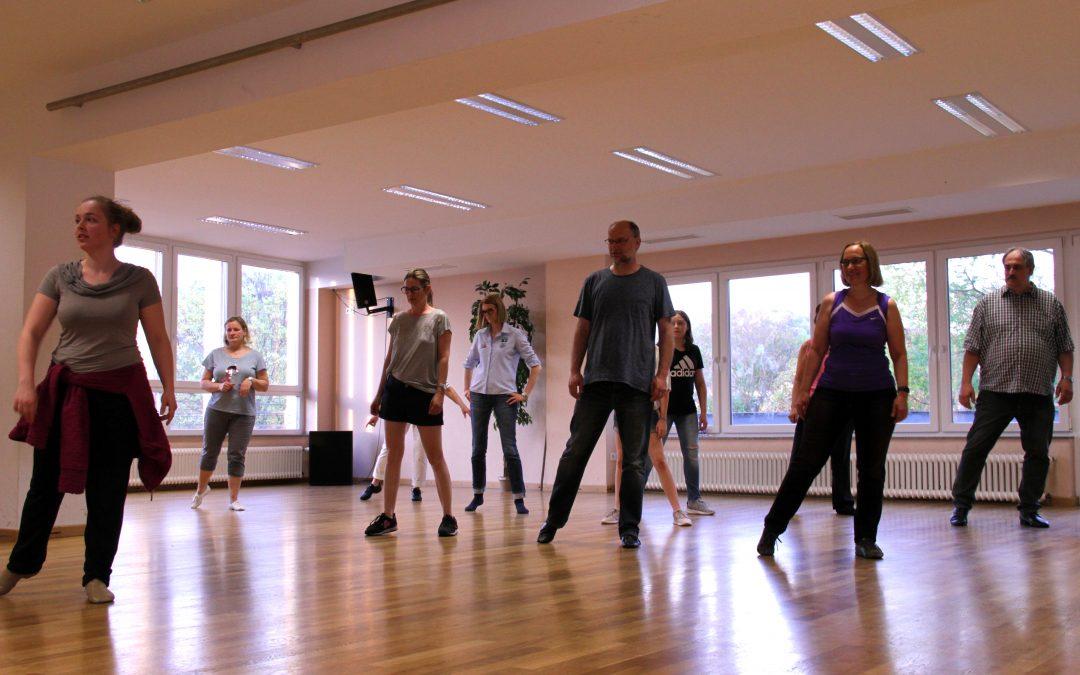 Line Dance kennenlernen mit dem Schnupperangebot