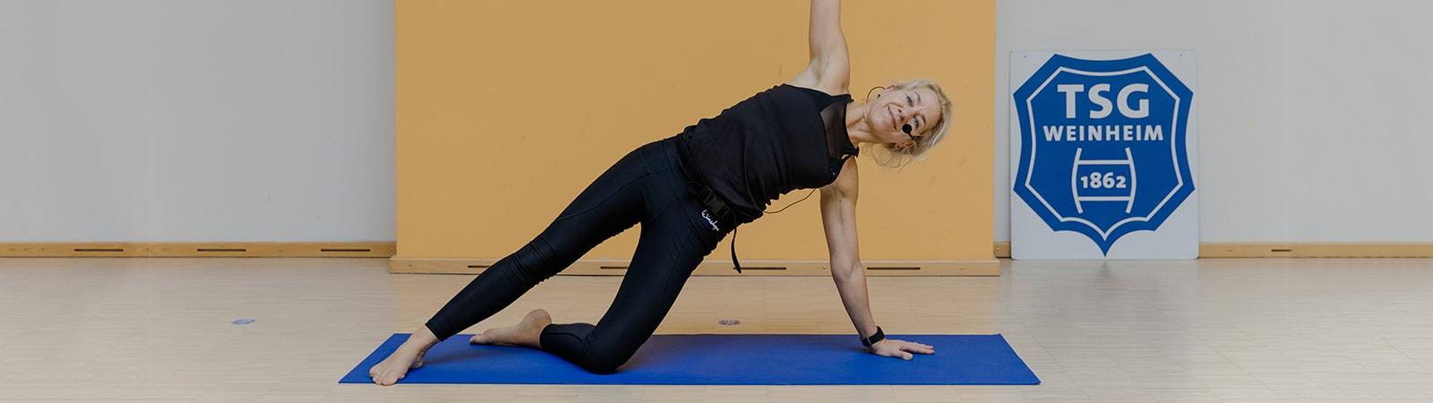 TSG Weinheim - Fitnessvideos