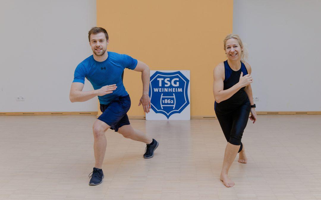 Fitness-Livestreams