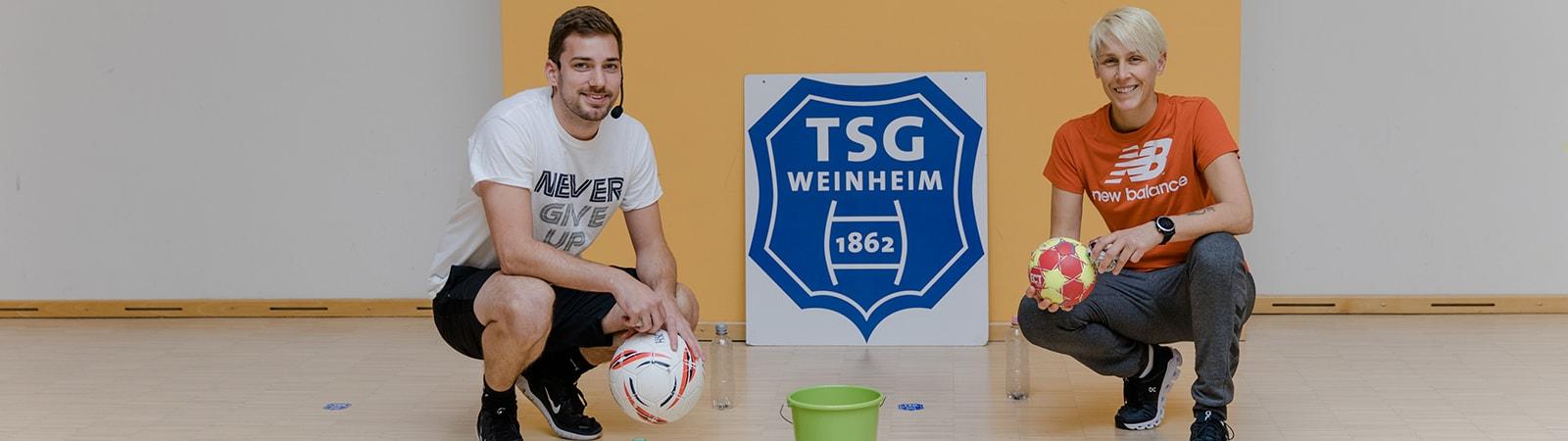 TSG Weinheim - Kindervideos Grundschule