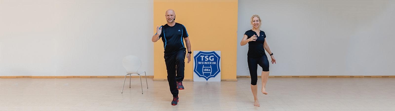 Badminton bei der TSG Weinheim