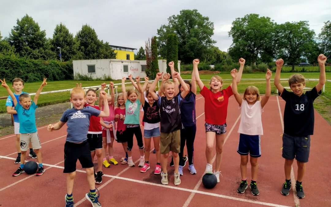 Athletic Kids ohne Sommerpause